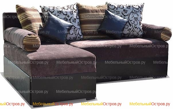 Угловой диван Еврокнижка МО7